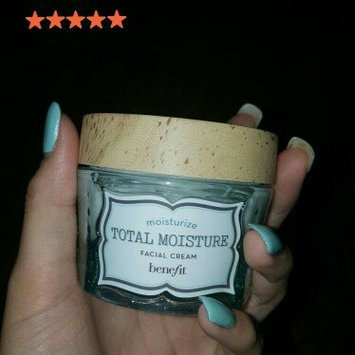 Photo of Benefit Cosmetics Total Moisture Facial Cream uploaded by Adriena R.