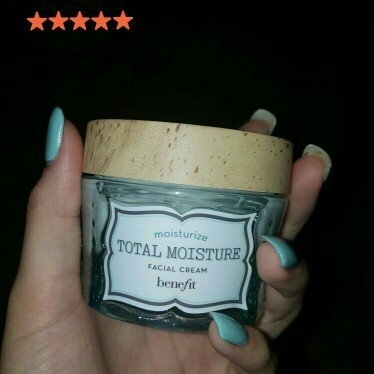 Benefit Cosmetics Total Moisture Facial Cream uploaded by Adriena R.
