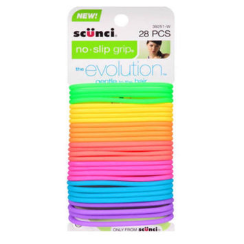 Photo of Scunci No Slip Grip Hair Ties uploaded by Bianca R.