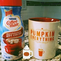 Coffee-mate® Marshmallow Hot Cocoa Liquid Coffee Creamer uploaded by Courtney w.