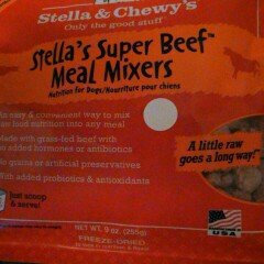 Photo of Stella Chewy S Stella & Chewy's Super Beef Freeze Dried Dog Food uploaded by HEATHER B.