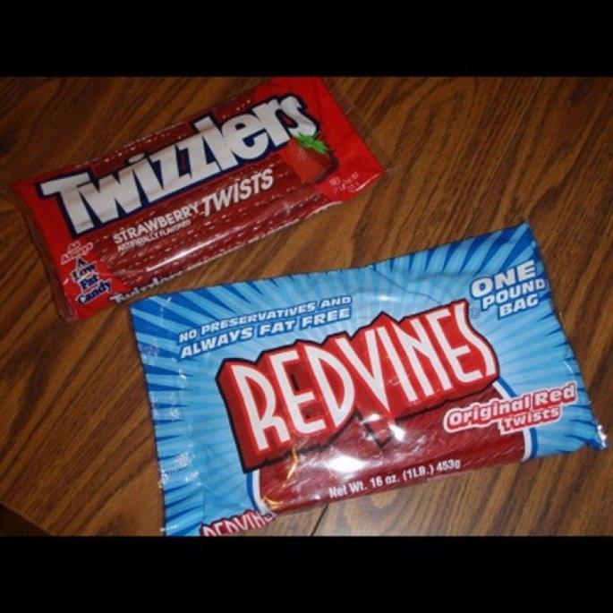 Twizzlers Twists Strawberry uploaded by Ariba A.