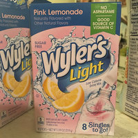 Wyler's Light Soft Drink Mix, Pink Lemonade uploaded by Nikiah G.