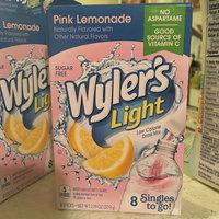 Wyler's Light Soft Drink Mix, Pink Lemonade uploaded by Nikiah G.