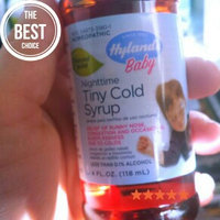 Hylands - Baby Nighttime Tiny Cold Syrup - 4 oz. uploaded by Trista C.