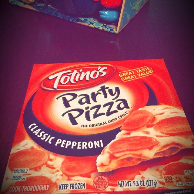 Totino's® Classic Pepperoni Party Pizza®