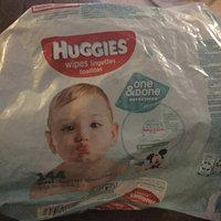 Huggies® One & Done Refreshing Cucumber & Green Tea Baby Wipes uploaded by Melanie R.