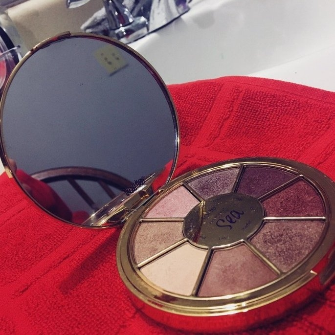 Tarte Rainforest of the Sea™ limited-edition eyeshadow palette - multi uploaded by Jessica S.