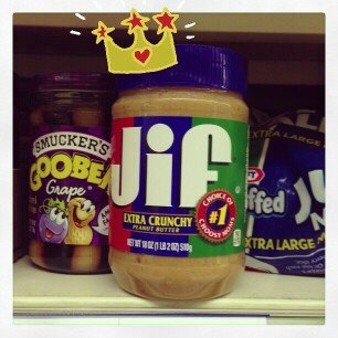 Photo of Jif Creamy Peanut Butter Spread uploaded by Vanessa C.