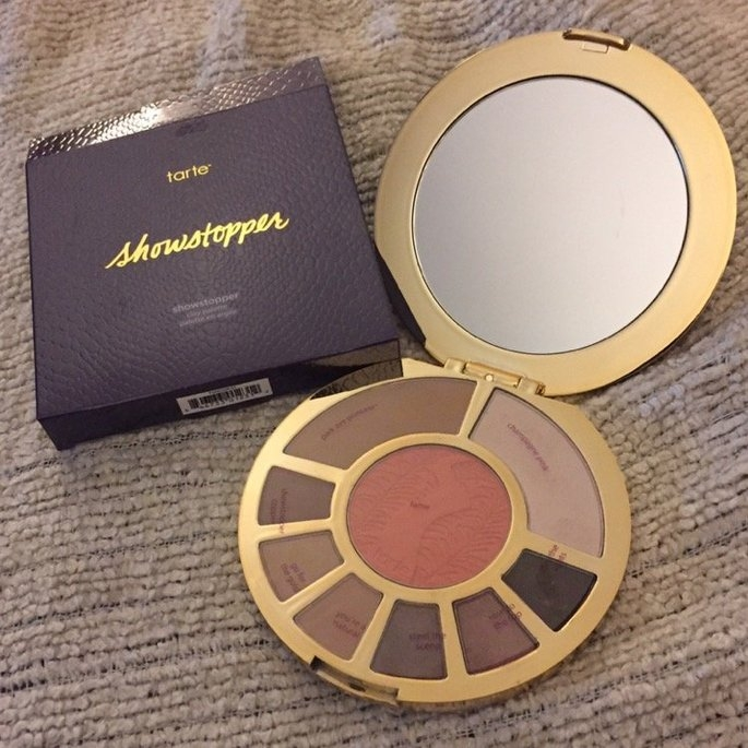 tarte Showstopper Clay Palette uploaded by Lindsey M.