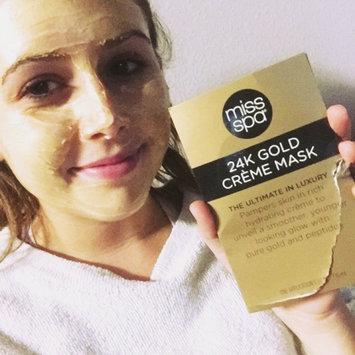 Photo of Miss Spa 24K Gold Facial Mask uploaded by Elizabeth F.