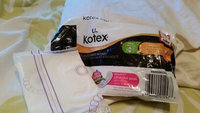 KOTEX FRESH AND DRY Maximum Protection Pantiliners 33 uploaded by Jonellen M.