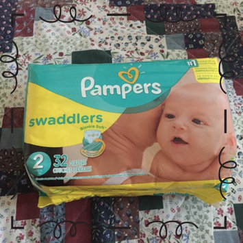 Pampers Swaddlers Diapers Size 2 Jumbo Pack uploaded by Aisha H.