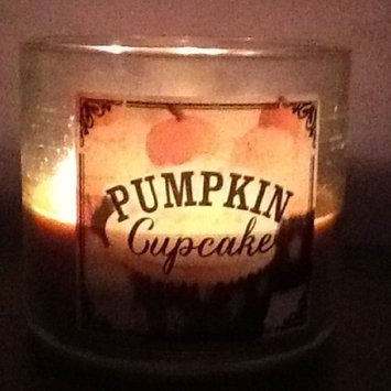 Photo of Bath & Body Works® PUMPKIN CUPCAKE 3-Wick Scented Candle uploaded by Laure M.