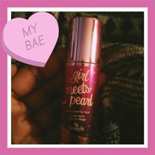 Photo of Benefit Cosmetics Girl Meets Pearl Luminizer uploaded by Antumn M.