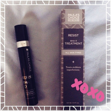 Photo of Paula's Choice RESIST BHA 9 for Stubborn Imperfections uploaded by Evolyn S.