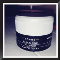 KORRES Black Pine Firming, Lifting & Antiwrinkle Night Cream uploaded by Karen B.