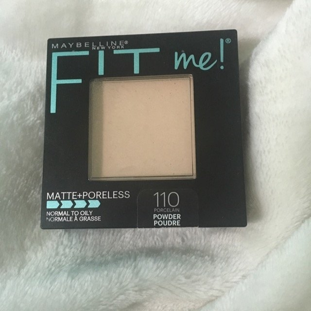 Maybelline Fit Me! Pressed Powder uploaded by Alicia W.