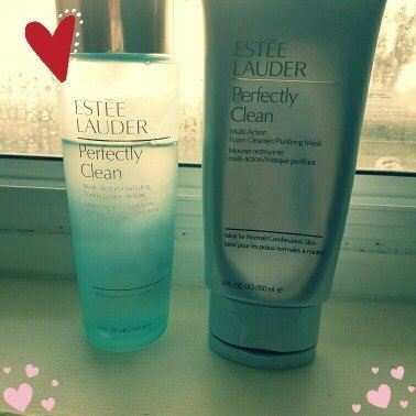 Estée Lauder Perfectly Clean Multi-Action Foam Cleanser/Purifying Mask  uploaded by Holly D.