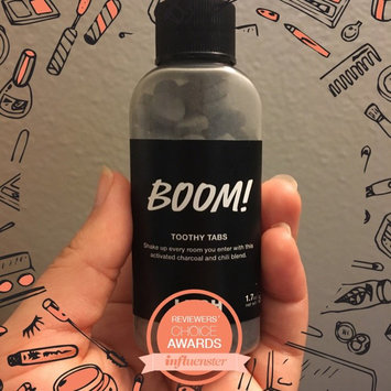 Photo of LUSH Boom! Toothy Tabs uploaded by Catherine S.