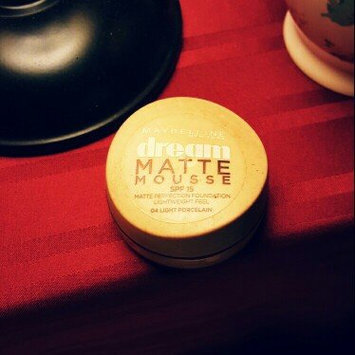 Photo of Maybelline Dream Matte Mousse Concealer Corrector uploaded by Chanelle W.