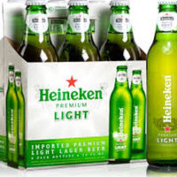 Heineken Light uploaded by Kimberly B.
