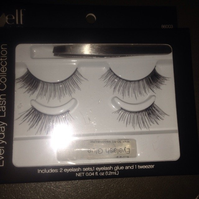 e.l.f. Everyday Lash Collection, 1 set uploaded by Cheyenne B.