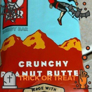 Clif Bar Crunchy Peanut Butter Bar uploaded by Tina M.