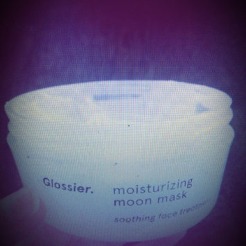 Photo of Glossier Moisturizing Moon Mask uploaded by Felipe M.