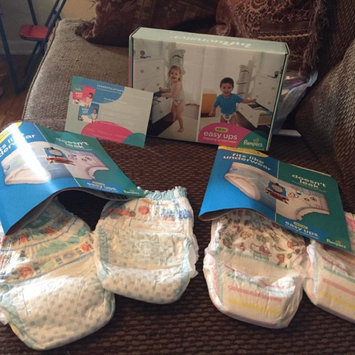 Photo of Pampers® Easy Ups™ uploaded by Ashley C.