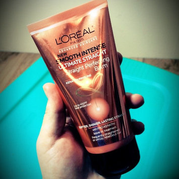 L'Oréal® Paris Advanced Haircare Smooth Intense Ultimate Straight Straight Perfecting Balm 5.1 fl. oz. Tube uploaded by April H.