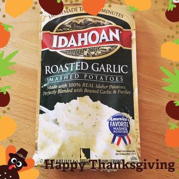 Photo of Idahoan Roasted Garlic Mashed Potatoes uploaded by Ana A.