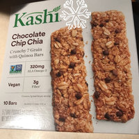Kashi® Chocolate Chip Chia Crunchy Granola & Seed Bars uploaded by David M.