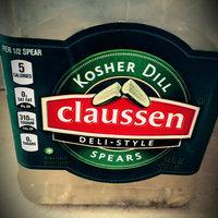 Claussen Kosher Dill Deli Style Spears Pickles 64 Oz Plastic Jar uploaded by Scarlett R.