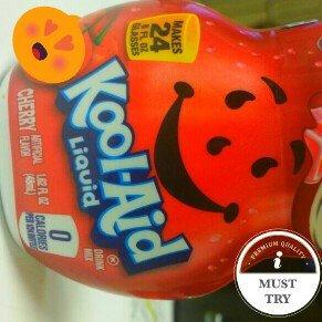 Photo of Kool-Aid Cherry Liquid Drink Mix uploaded by Erika B.