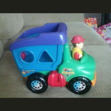 International Playthings Super Shapes Dump Truck uploaded by Amanda L.
