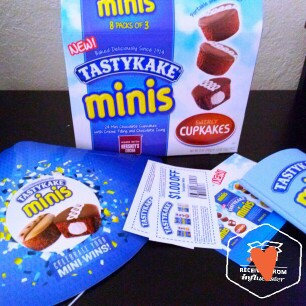 Tastykake® Minis Swirly Cupkakes 8 - 1.5 oz Packages uploaded by Ivonee A.