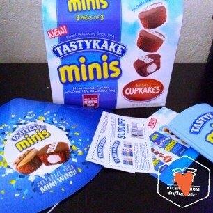 Tastykake® Minis Swirly Cupkakes 8 - 1.5 oz Packages uploaded by Ivonee A.