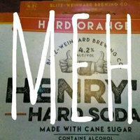 Henry's Hard Soda™ Hard Orange 12-12 fl. oz. Bottles uploaded by Daria Q.