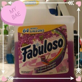 Fabuloso Lavender Multi-Purpose Cleaner, 128 fl oz uploaded by Marionette D.
