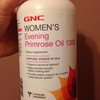 GNC Women's Evening Primrose Oil 1300 uploaded by Amber K.