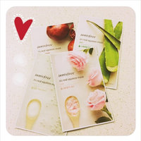 Innisfree It's Real Squeeze Mask 5pcs (Rose) uploaded by Julia M.