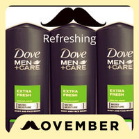 Dove® Men+Care™ Extra Fresh Body and Face Wash uploaded by Precious H.