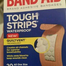 Photo of Band-Aid Adhesive Bandages Sheer Strips Extra Large - 10 CT uploaded by Rachael M.