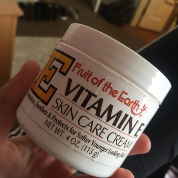 Fruit of the Earth Vitamin E Skin Care Cream uploaded by Sophia K.
