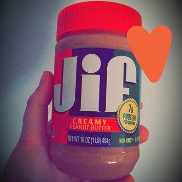 Jif Creamy Peanut Butter Spread uploaded by Nina S.