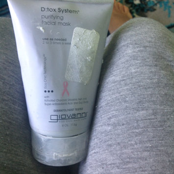 Photo of Giovanni D:tox System Purfying Facial Mask uploaded by Inna B.
