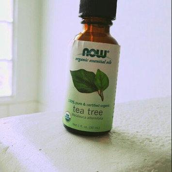 Photo of NOW Foods - Tea Tree Oil Organic - 1 oz. uploaded by Yvette L.