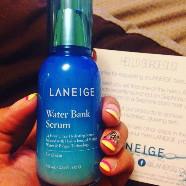 LANEIGE Water Bank Serum uploaded by Rebecca G.