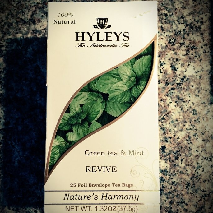 Hyleys Tea Slim Tea, Goji Berry, 1.32 Ounce 25 Tea Bags [Goji Berry, 1.32 Ounce] uploaded by Esmee I.